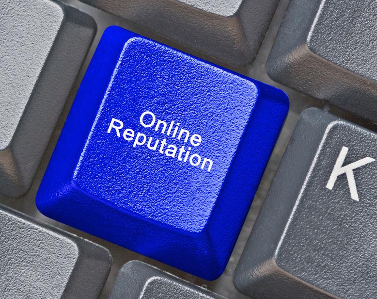 Key for online reputation